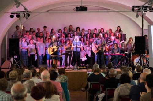 Koncert s Rescued v Olomouci