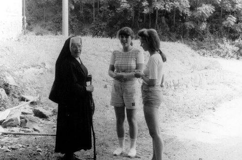 Černobílé foto